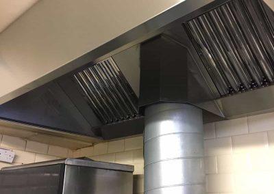 Bespoke extraction canopies