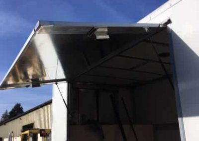 Catering vehicle conversions