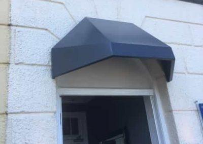 Doorway canopy