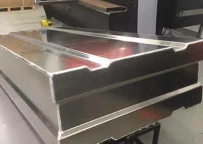 Marine Grade Aluminium water tank
